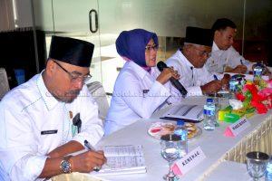 Rapat Koordinasi Peningkatan Kerukunan Antar   Umat Beragama di Kabupaten Natuna