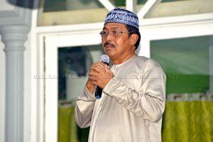 Safari Ramadhan Gubernur Kepri di Kecamatan Bunguran Barat Kabupaten Natuna.