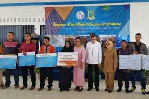 "Kunjungan Kerja Menteri Kelautan dan Perikanan ""Untuk Pembangunan SKPT Menuju Nelayan Natuna Maju dan Mandiri"""