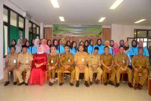 Pelatihan Keterampilan Usaha bagi Keluarga Miskin Kabupaten Natuna,  Tahun 2017
