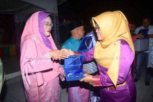 Pelepasan Purnakaryawan Pendidikan Wilayah UPT Disdikpora Kecamatan Bunguran Barat
