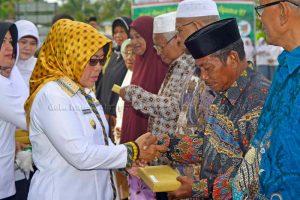 Upacara Hari Amal Bhakti Kementerian Agama Republik Indonesia Ke-72,  Tahun 2018 di Kabupaten Natuna