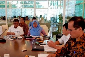 Wabup Natuna hadiri Rakor Tindak Lanjut Roadmap Rencana Nominasi Geopark Natuna