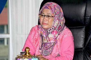 Wakil Bupati Natuna Mengadakan Pertemuan Dengan Mahasiswa KKN UGM