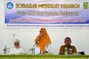 Wabup Natuna Dukung upaya Cegah Stunting bagi Balita