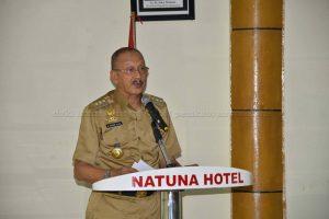 Kabupaten Natuna menyongsong Penetapan sebagai Geopark Nasional