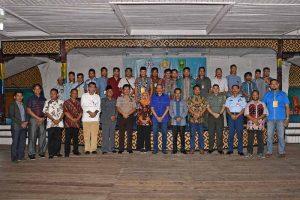 Bupati Natuna Buka UKW Angkatan Pertama Bagi Jurnalis Wilayah Kerja Natuna