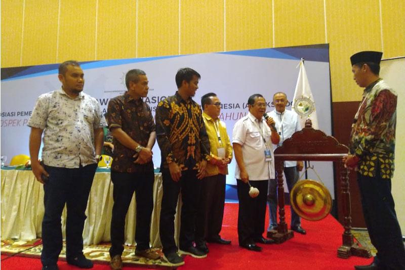 Rakornas Forkami, diharapkan dapat menjadi Referensi Program Kerja Pembangunan Sektor Maritim Nasional