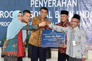 Bank Indonesia Serahkan Bantuan Sosial bagi Kembangkan Potensi Pertanian Natuna