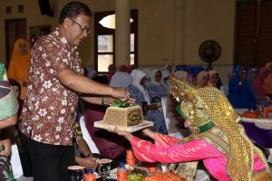Asisten Administrasi Setda Kab. Natuna Buka Musda IV GOW Periode 2018-2022