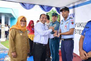 Pasca Kebakaran, PLN ULP Natuna gelar Syukuran  atas Pemulihan Sistem Kelistrikan Natuna