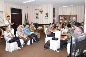 Rakor Verifikasi Dokumen Progam KKS Kabupaten Natuna