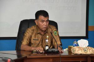 Sekda Natuna Gelar Pertemuan dengan Pihak BPJS Cabang Tanjungpinang