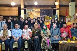 Wakil Bupati Natuna hadiri Pelantikan Pengurus IPMKN Pontianak masa bakti 2018-2019