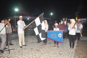 Festival Semarak Ramadhan Musik Sahur Dibuka, Bupati Natuna Apresiasi Ide Kreatif IKKB Dukung Pariwisata Daerah.