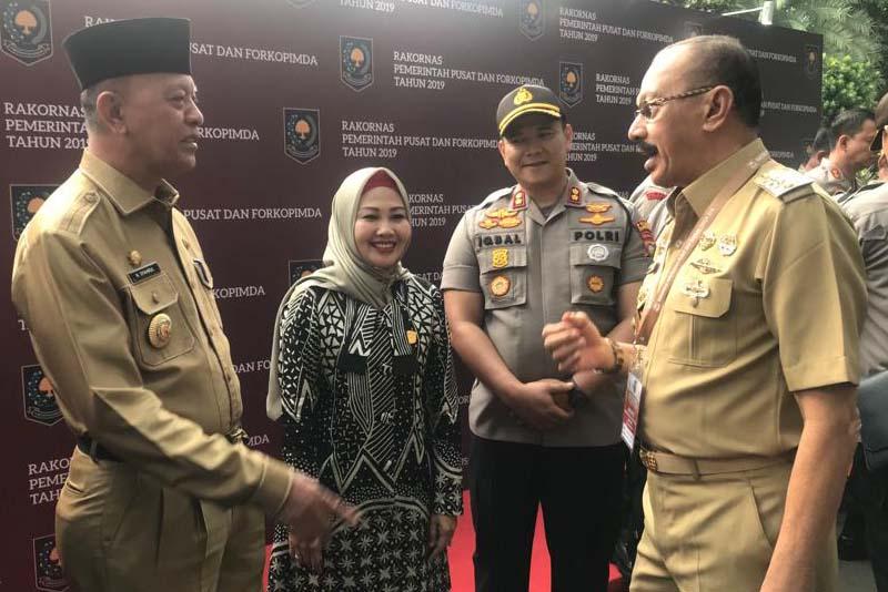Bupati Natuna Dukung 5 Program Prioritas Pemerintah Pusat