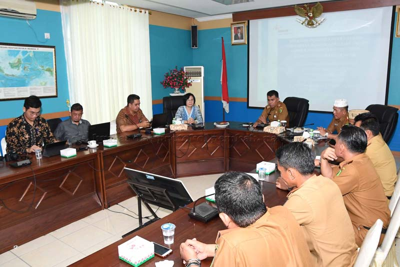 Wan Siswandi Pimpin Rapat Focus Group Diskussion (FGD) bersama Tim Peneliti Universitas Bina Nusantara
